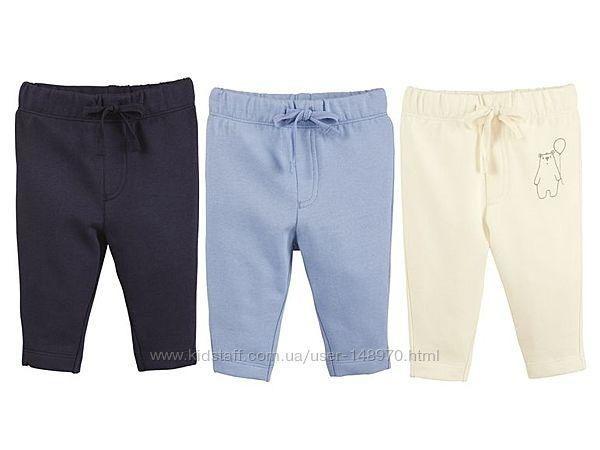 Спортивные штаны Lupilu утепленные  спортивки брюки джинсы