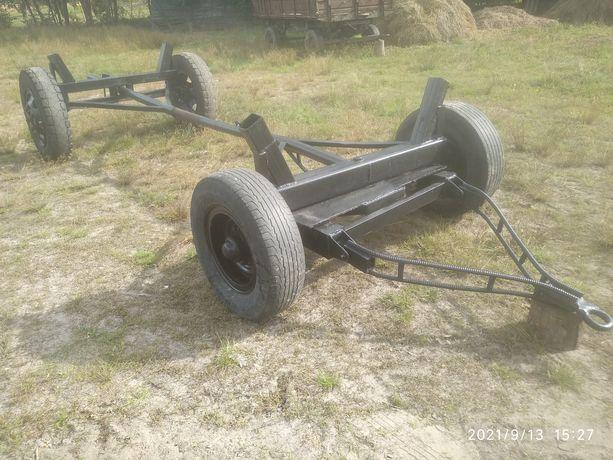 Віз причіп до трактора ЮМЗ МТЗ Т-40