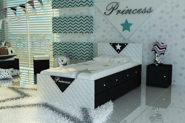 Głogów-Przepiękne łóżko dla dziecka -Dostawa gratis!!! Producent