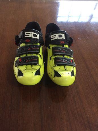 Sapatos de estrada SIDI n40