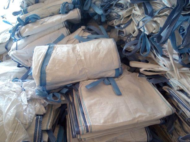 Worek big bag 95/95/100cm na pszenice nasiona pasze HURT