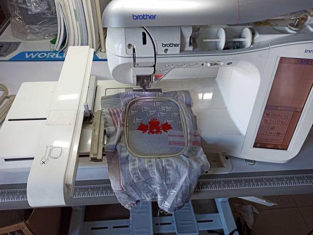 Швейная вышивальная машина Brother NV 4000