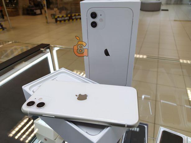 """Магазин """"G8"""" iPhone 11 White 64Gb ГАРАНТИЯ 6 МЕСЯЦЕВ"""