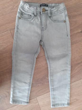 Spodnie chłopięce Reserved r. 98 jak nowe