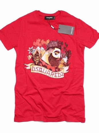 Dsquared nowy oryginalny t shirt