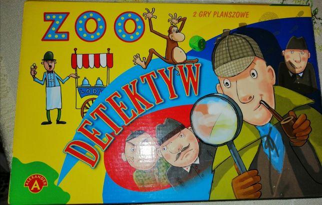 Sprzedam grę planszową Zoo-Detektyw
