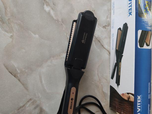 Щипцы для волос VITEK VT-8408 гофре