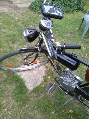 Rower z silnikiem KO FILM