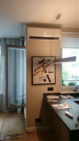 Montaż Klimatyzacji Wentylacji Serwis Klimatyzator z montażem do domu