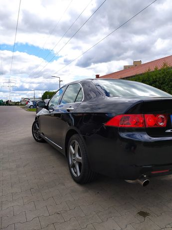 Honda Accord VII 2.4 Benzyna