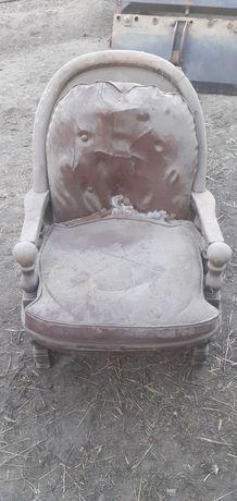 Fotel dla kolekcjonera