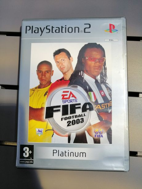FIFA 2003 ps2