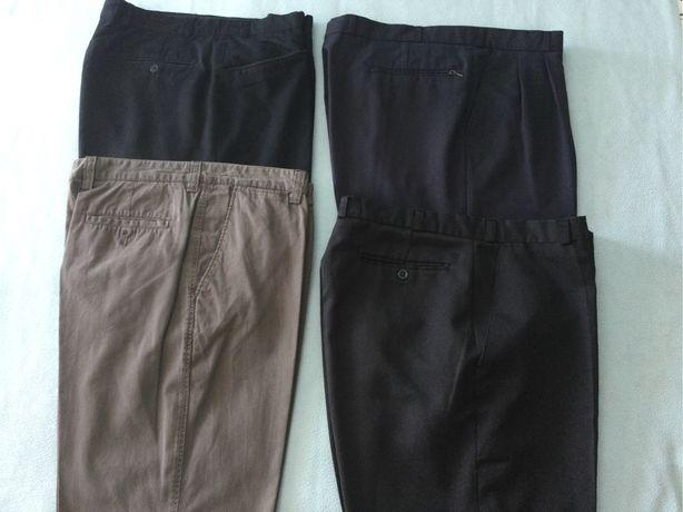 Lote de calças de homem, nr 48 (38)