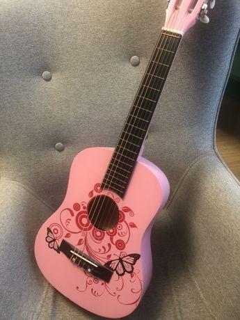Gitara dziewczęca