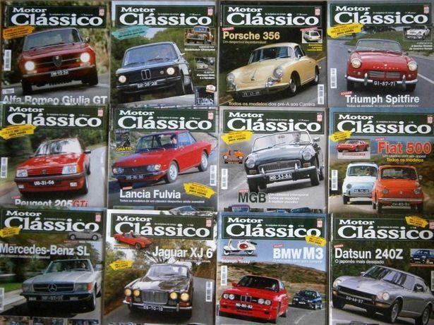 Motor Clássico (35 revistas)