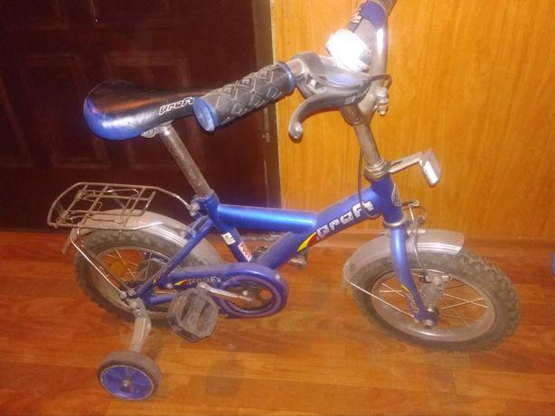 Детский двухколёсный велосипед Profi