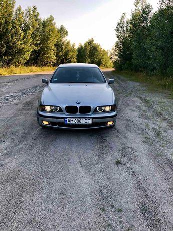 BMW 528 механика