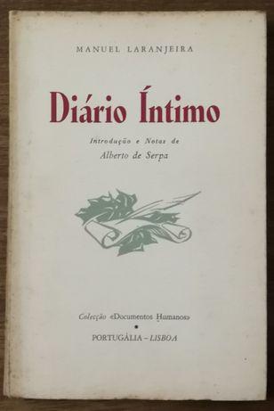 diário íntimo, manuel laranjeira, alberto de serpa, portugália lisboa
