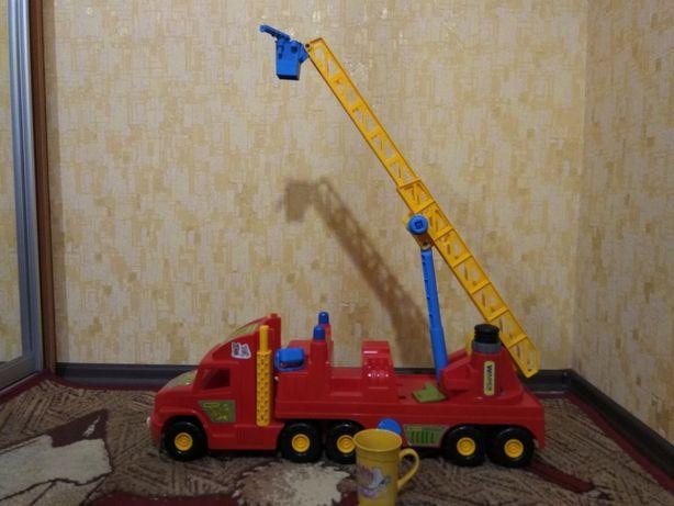 Пожежна машина Wader Super Truck
