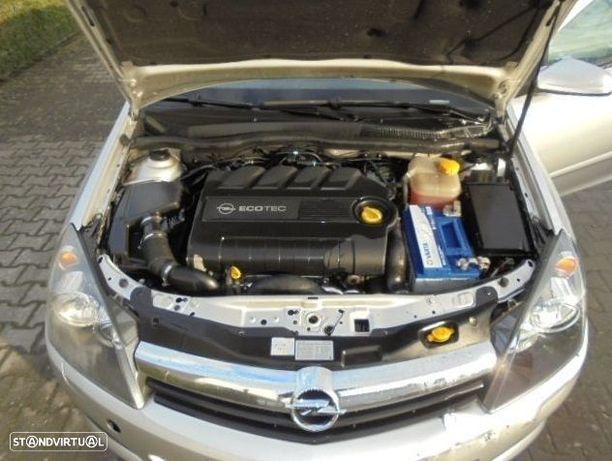 Motor Opel Astra H Signum Vectra C Zafira B 1.9cdti 150cv Z19DTH Caixa de Velocidades Automatica + Motor de Arranque  + Alternador + compressor Arcondicionado + Bomba Direção