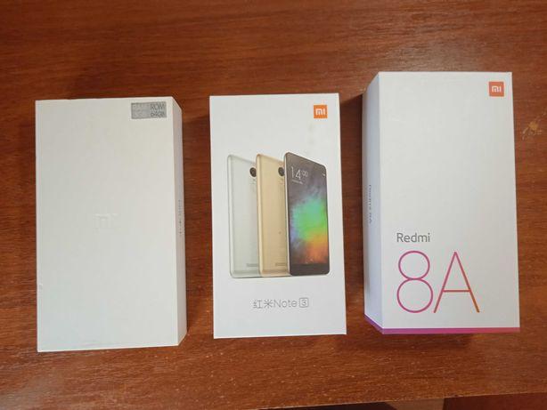 Оригинальные коробки от Xiaomi