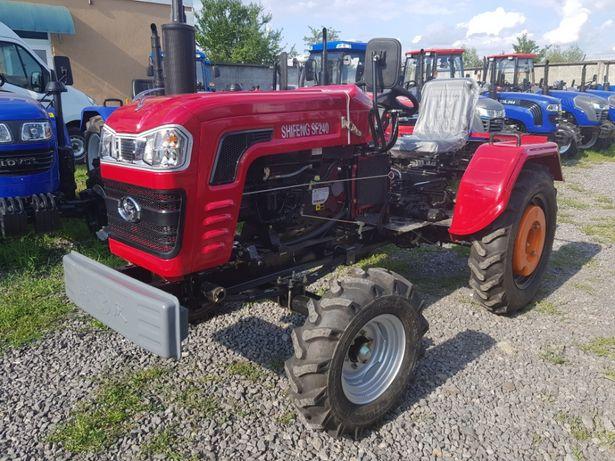 Новий трактор Shifeng SF 240 Оригінал Мінітрактор Шифенг Гарантія 2 р.