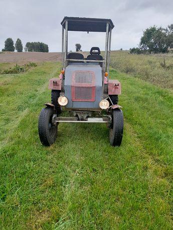 Papaj sam es traktor traktorek