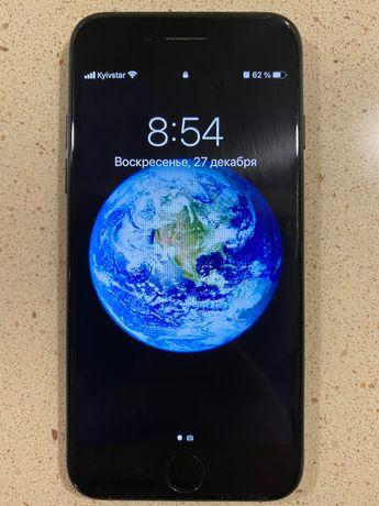 Айфон 7, black, 128gb