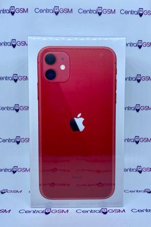 iPhone 11 64GB Red 2650zł ZŁOTE Wawa