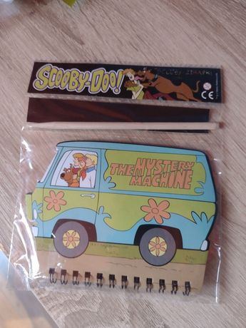 Wydrapywanka Scooby Doo