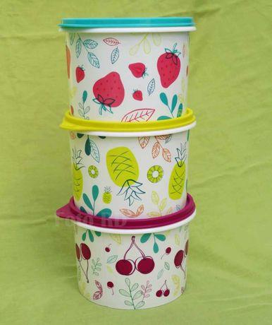 Tupperware Pimpinelas Frutos de Verão Novas