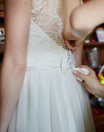 Suknia ślubna Afrodyta Ally