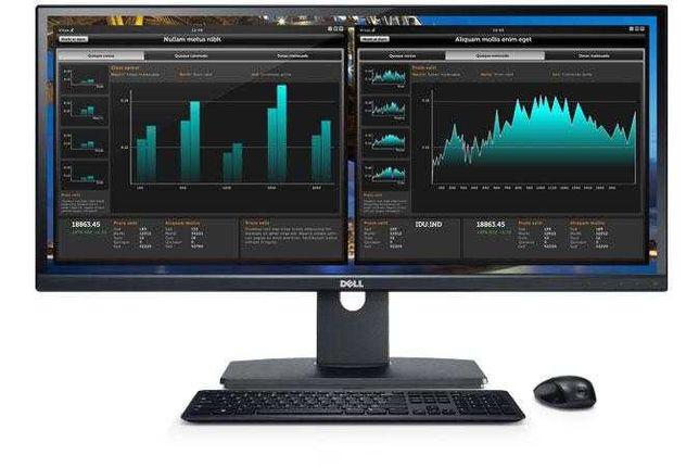 Monitor Dell  LED UltraSharp U2913WM - iMACULADO