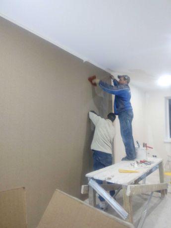 Будівництво, Ремонт під ключ декоративна штукатурка, доступні ціни