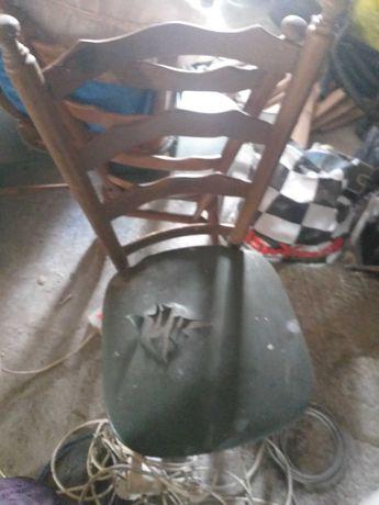 Krzesła dębowe 6szt cena za komplet