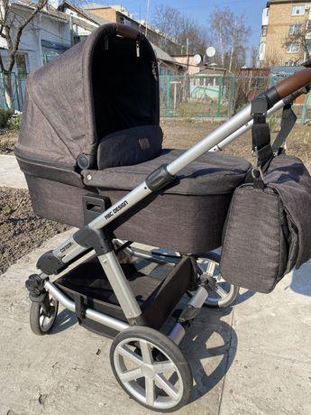 Детская коляска abc design cond 4 2в1