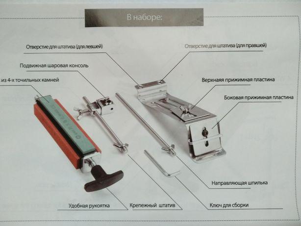Точилка для кухонных ножей Профессиональный инструмент для заточки нож