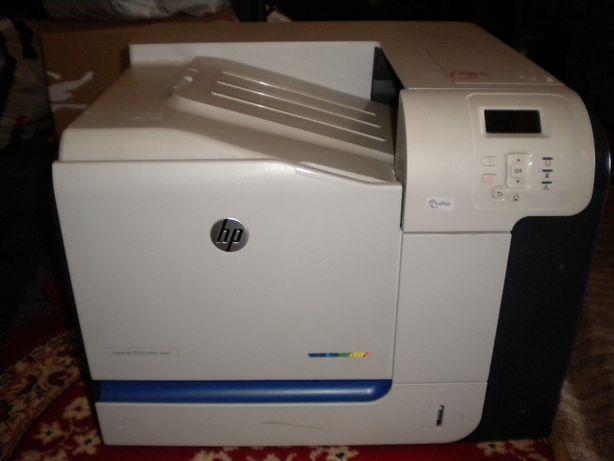 Laser Jet 500 HP Color M551 drukarka kolorowa biuro