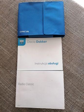 Ksiazki serwisowe Dacia