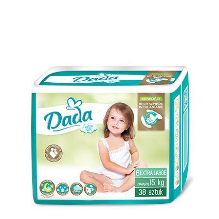Продам подгузники Дада (Польша)