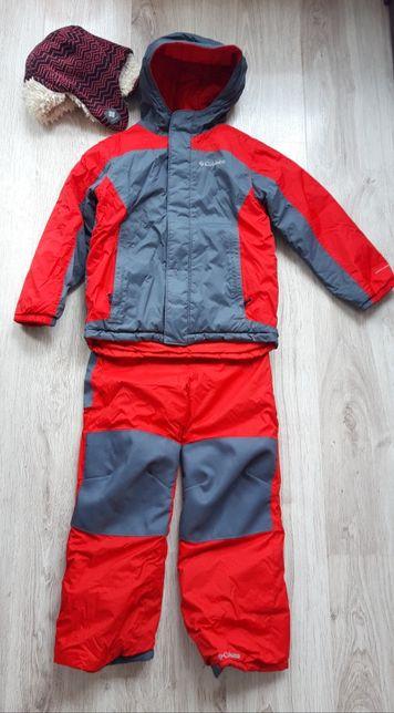 Комплект куртка и полу комбинезон Columbia на 5-6 лет