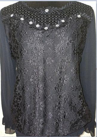 Нарядная женская блуза блузка