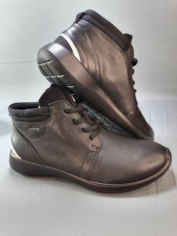 Женские ботинки, кроссовки Ecco soft 5 р. 35