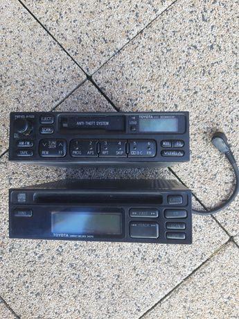 Radio magnetofon CD pleyer