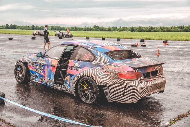 BMW 3 E92 Drzwi Lewe + Prawe Drift Laminat Lekkie