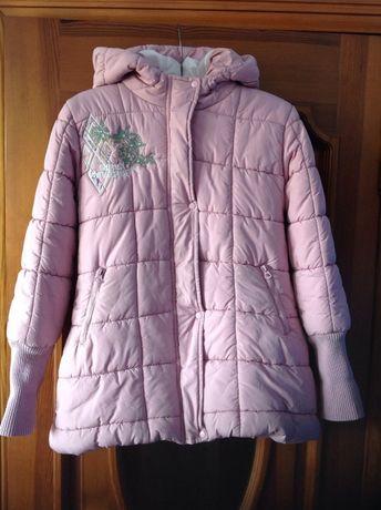 пальто зимнее Puledro 140 см
