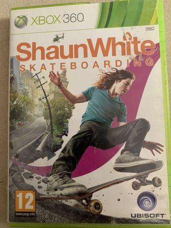 Gra xbox 360 Skateboarding
