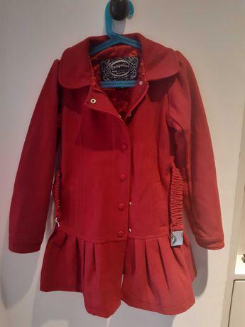 Przepiękny płaszcz PAMPOLINA -122cm