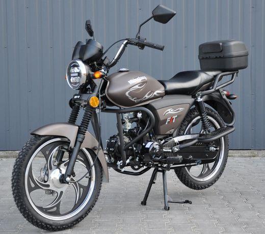 Мотоцикл, мопед, скутер Musstang MT125-8 FiT Viper Lifan Delta