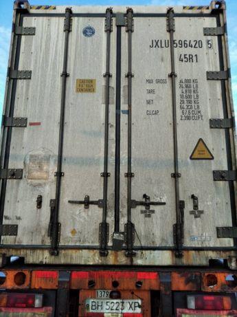 Продам морские рефрижераторные (холодильные) контейнеры 20 и 40 фут